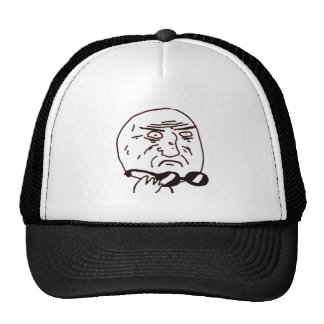 Mother of God Trucker Hat