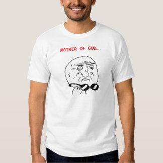 mother of god meme tee shirt