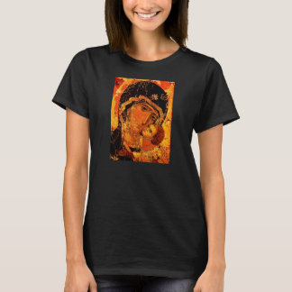 Mother of Love - St, Mary and Jesus - T-Shirt