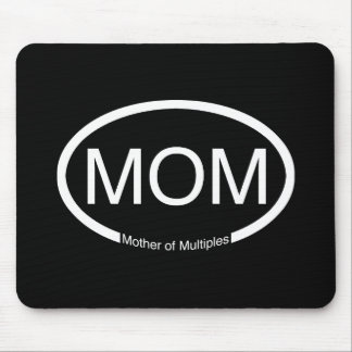 Mother of Multiples Mouse Pad