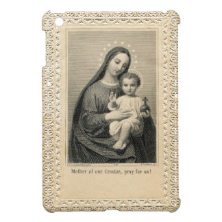 Mother of Our Creator iPad Mini Cases