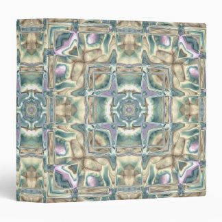 Mother of Pearl 3 Ring Binder