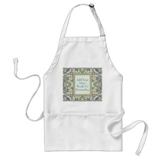 Mother of Pearl Adult Apron