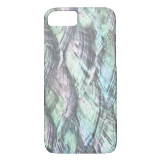 MOTHER OF PEARL Blue Print Barely There iPhone 7 iPhone 7 Case