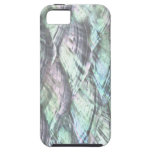 MOTHER OF PEARL Blue Print Tough Xtreme iPhone 5 iPhone SE/5/5s Case