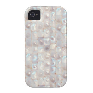 Mother of Pearl Case Mate Case Vibe iPhone 4 Cover