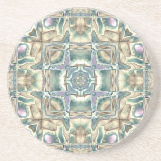 Mother of Pearl Coaster