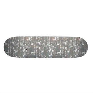 Mother of Pearl Design Skateboard Deck