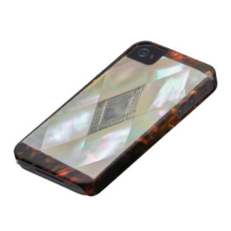 mother of pearl  i-phone Case-Mate iPhone 4 cases