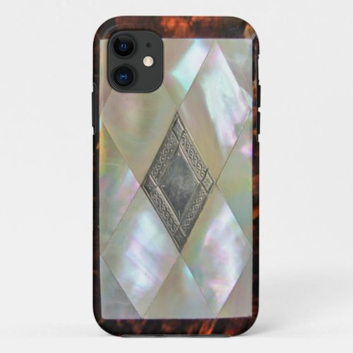 mother of pearl  i-phone Phone Case