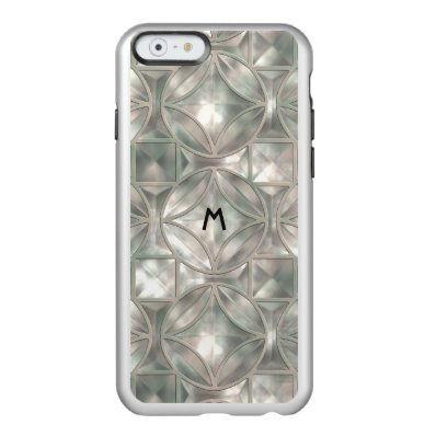 Mother of Pearl Imitation Incipio Feather® Shine iPhone 6 Case