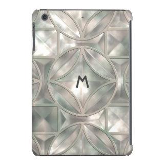 Mother of Pearl Imitation iPad Mini Covers