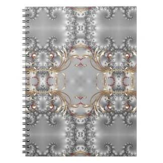 Mother of Pearl look - Note Book