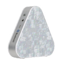 Mother Of Pearl Mosaic Bluetooth Speaker