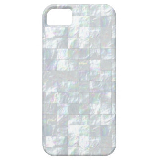Mother Of Pearl Mosaic iPhone 5 Cases