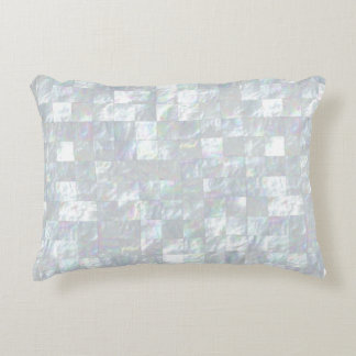 Mother Of Pearl Pillows - Decorative & Throw Pillows Zazzle