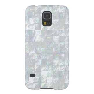 Mother Of Pearl Mosaic Samsung Galaxy S5 Case