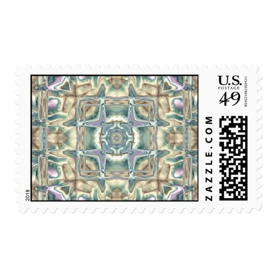 Mother of Pearl Postage