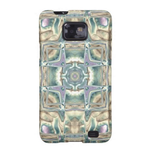 Mother of Pearl Samsung Galaxy SII Cover
