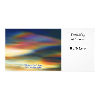 Mother of Pearl - Thinking of You... Card