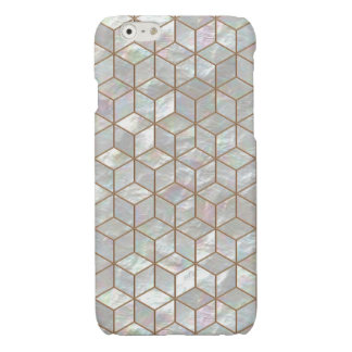 Mother Of Pearl Tiles Glossy iPhone 6 Case