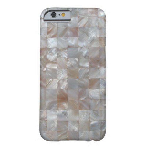 Mother of Pearl Tiles iPhone 6 Case Phone Case