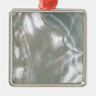 Mother of Pearl-White Christmas Ornaments