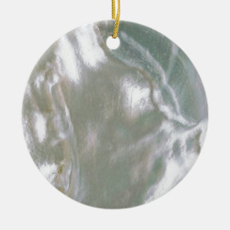 Mother of Pearl-White Christmas Tree Ornaments
