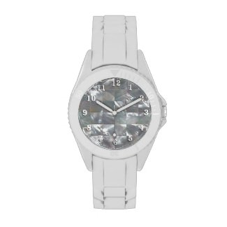 Mother of Pearl Wrist Watches