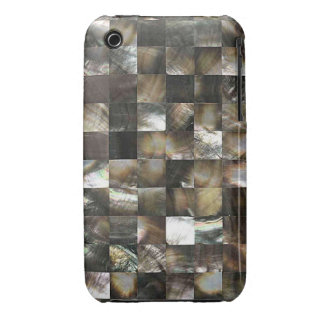 Mother of Pearls Tile Patterns iPhone 3 Case