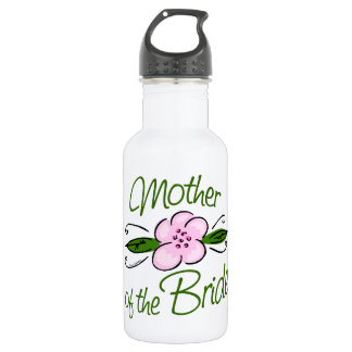 Mother of the Bride 18oz Water Bottle