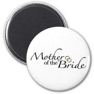 Mother Of The Bride 2 Fridge Magnet