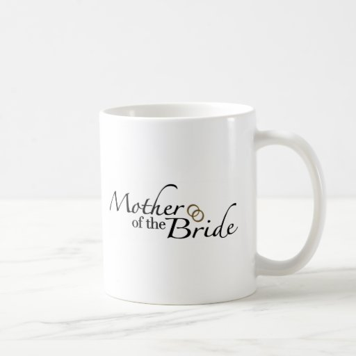 Mother Of The Bride 2 Mug
