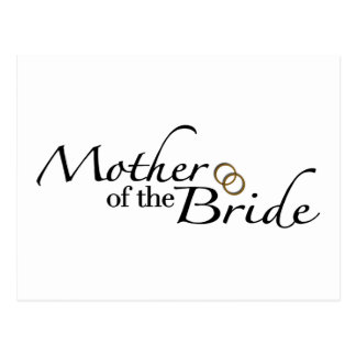 Mother Of The Bride 2 Postcard