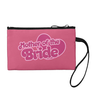 Mother of the bride coin purses