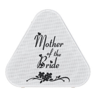 Mother of The Bride Bluetooth Speaker