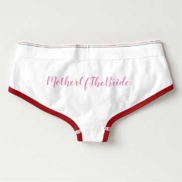 Bride Themed Mother of the Bride Brief