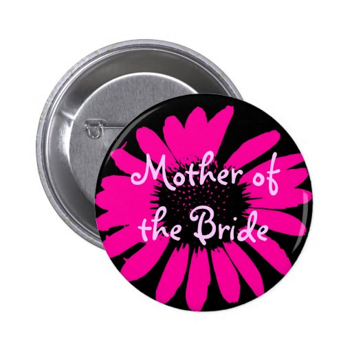 Mother of the Bride Pins