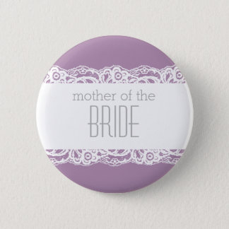 Mother of the Bride Button-Choose your own color! Pinback Button