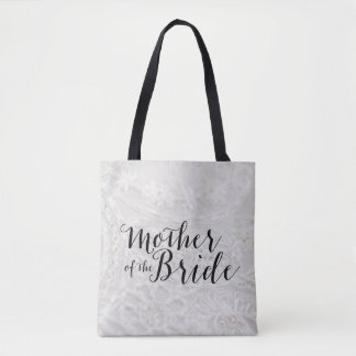 Mother of the Bride Canvas Tote Bag