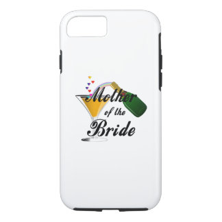 Mother Of The Bride Champagne Toast iPhone 8/7 Case