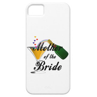 Mother Of The Bride Champagne Toast iPhone SE/5/5s Case