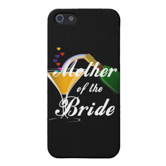 Mother Of The Bride Champagne Toast iPhone SE/5/5s Cover