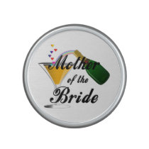 Mother Of The Bride Champagne Toast Speaker