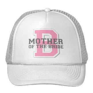 Mother of the Bride Cheer Mesh Hat