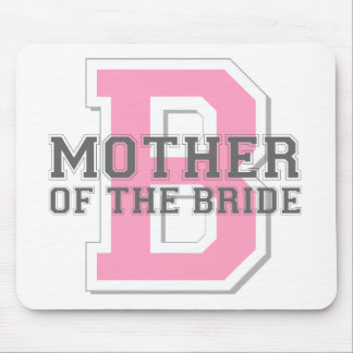 Mother of the Bride Cheer Mouse Mats