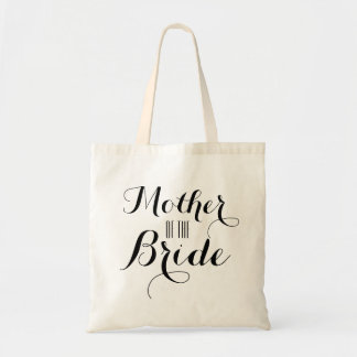 Mother of the Bride Custom Budget Tote Bag