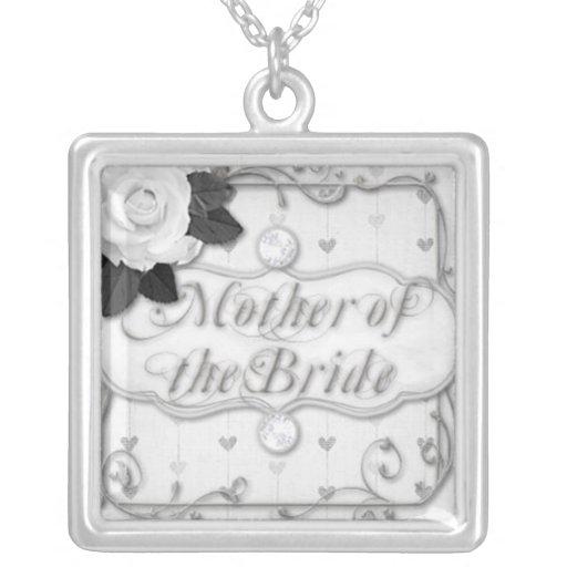 mother of the bride custom jewelry