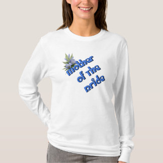 Mother Of The Bride Cute Wedding Bridal T Shirt