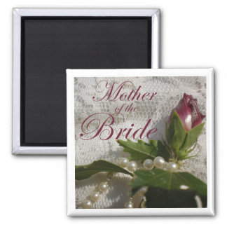Mother of the Bride Favor Magnet